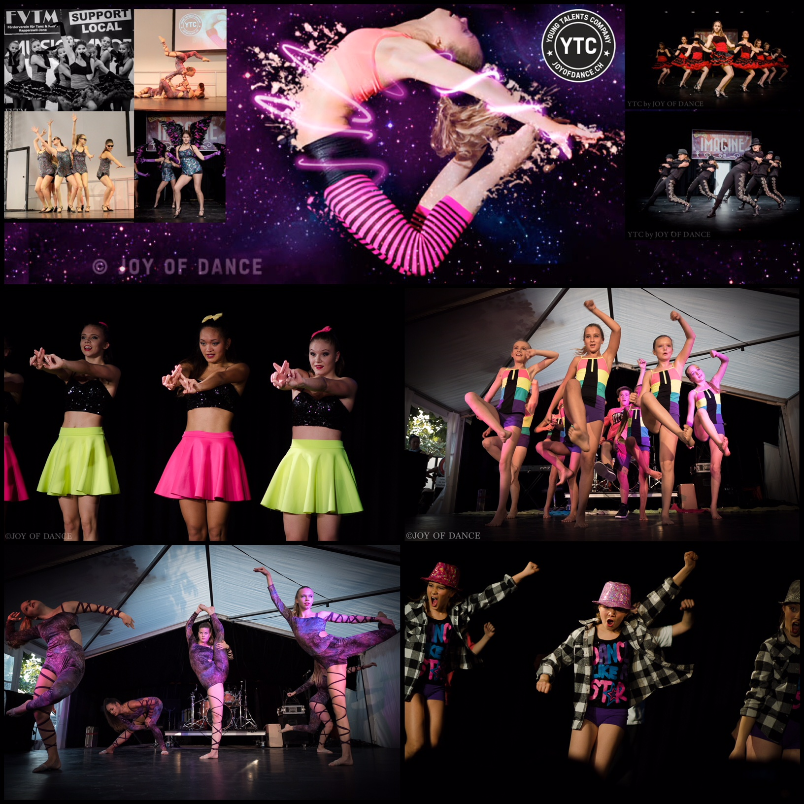 Banner Companies by joyofdance.ch